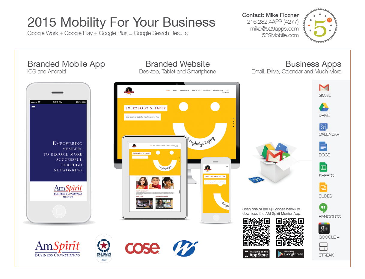 2015 mo•bil•i•ty report: Top 5 Mobile App Predictions