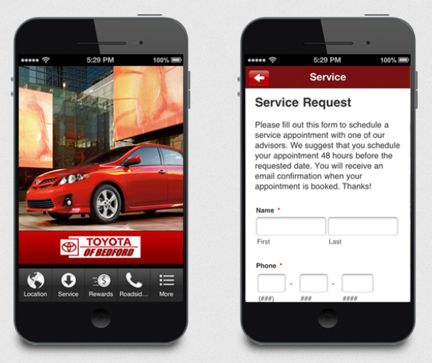 The Mobile Minute: Apps for Auto Dealerships Increase Sales